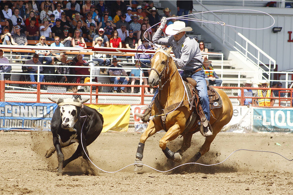 The Town of Ponoka, who has typically leased the main stampede grounds to the Ponoka Stampede and Exhibition Association, is transferring the land to the association. (Photo by Emily Jaycox/Ponoka News)